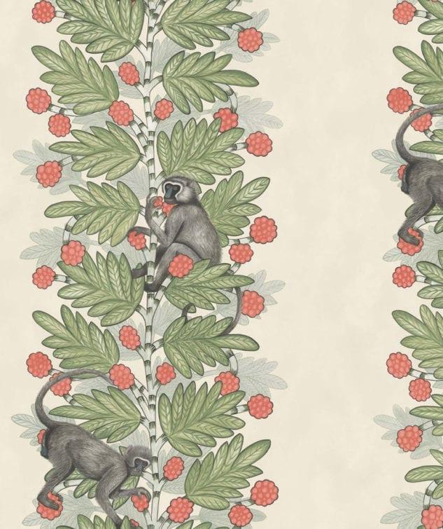 Cole & Son Ardmore Wallpaper Acacia