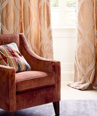 Colefax & Fowler Fabric Collection available at McKenzie & Willis