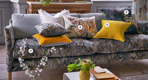 Designers Guild Casablanca Fabric Collection