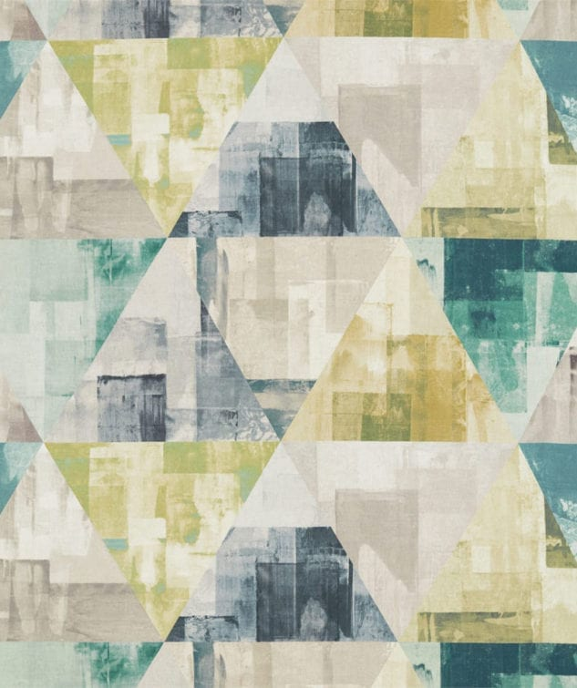 Harlequin Entity Fabric Collection - Geodesic