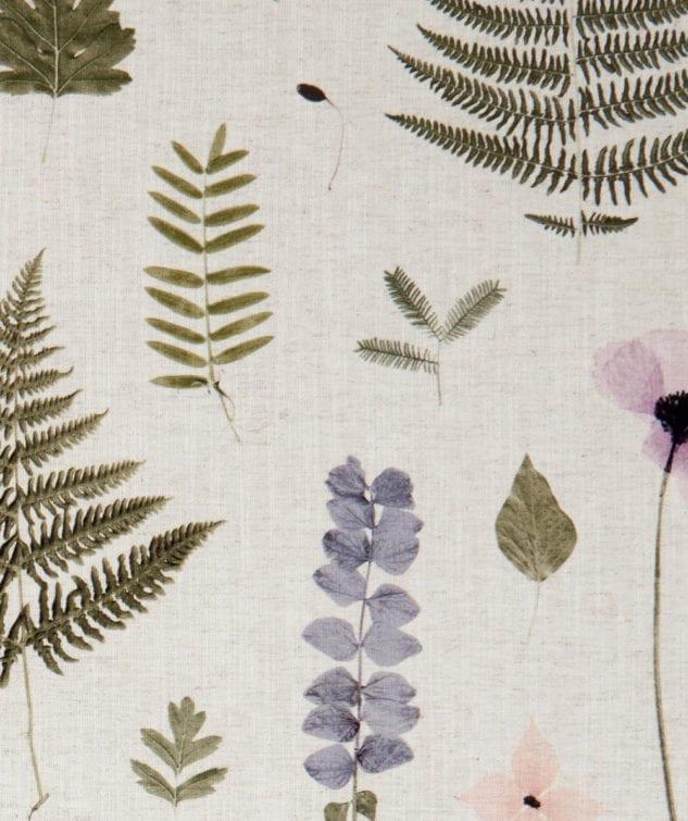Clarke & Clarke Botanica Fabric Collection - Herbarium