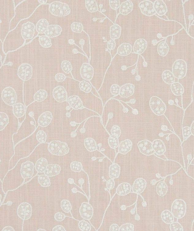 Clarke & Clarke Botanica Fabric Collection - Honesty