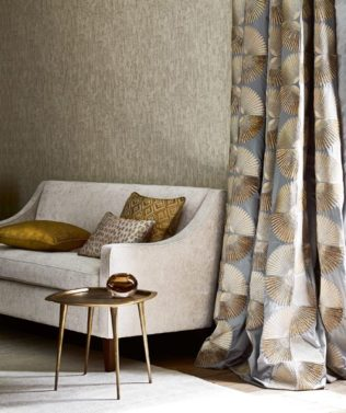 Jane Churchill Atmosphere IV Fabric Collection available at McKenzie & Willis