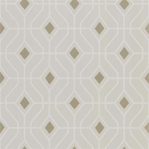 Icon Textiles Designers Guild Majolica Wallpaper Laterza