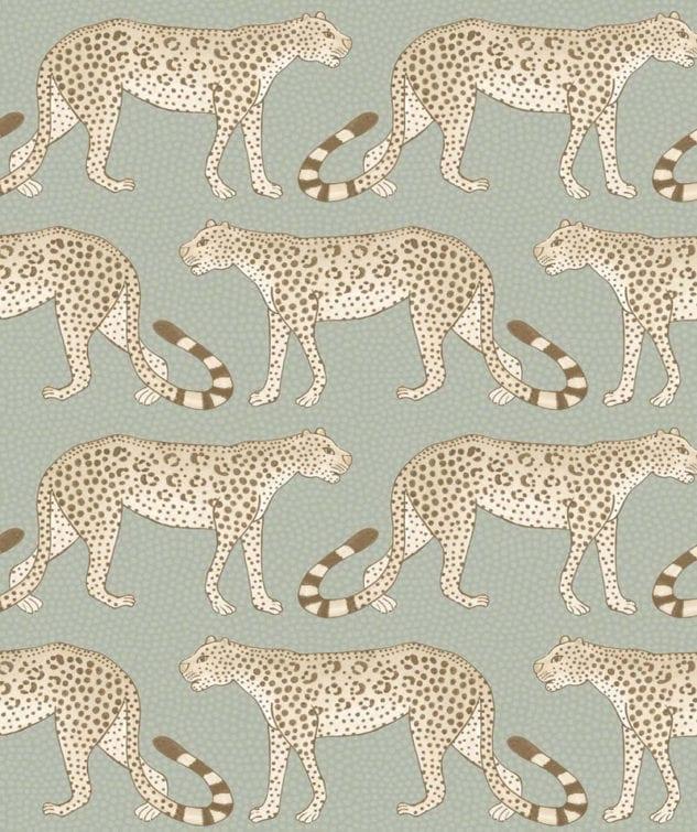 Cole & Son Ardmore Wallpaper Leopard-Walk