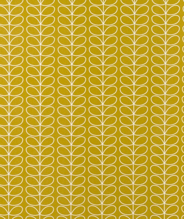 Sekers Orla Kiely Fabric Collection - Linear Stem
