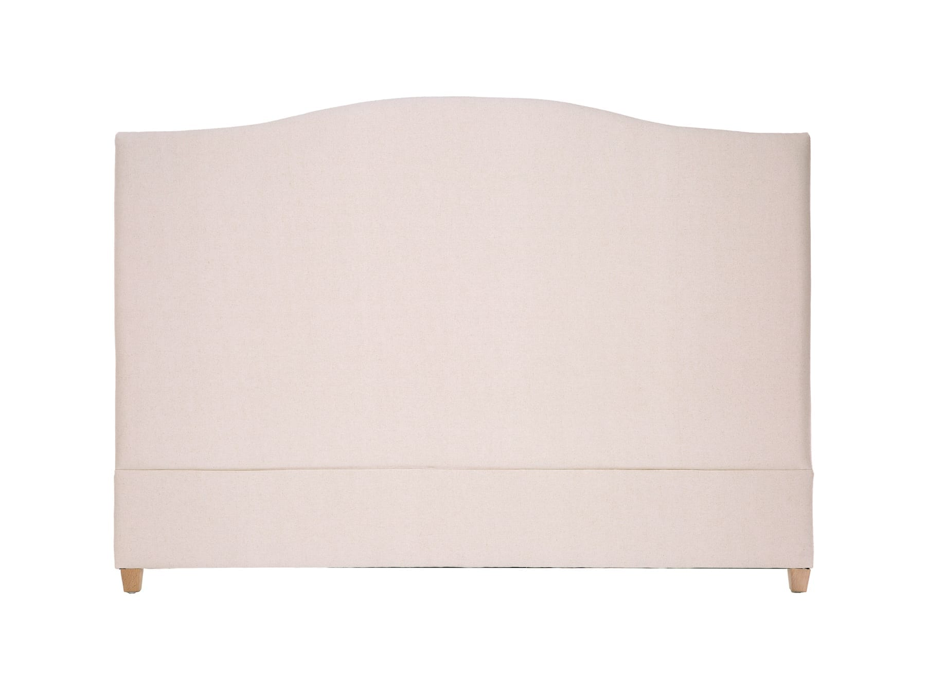 Linens & More Annabel Headboard in Natural Linen available at McKenzie & Willis