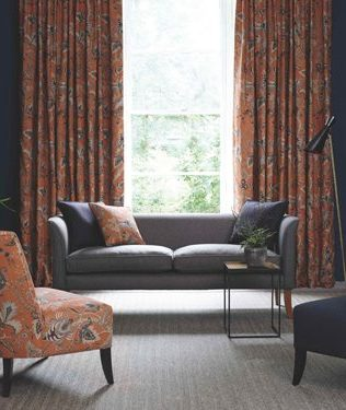Linwood Fable Fabric Collection available at McKenzie & Willis