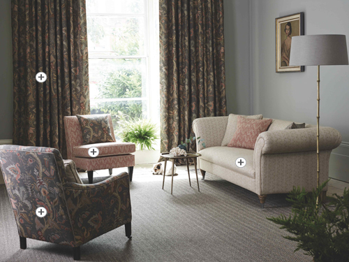 Linwood Fable Fabric Collection