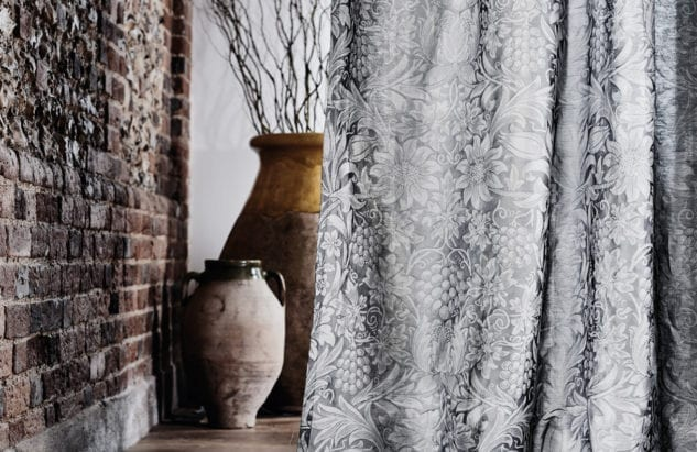 Morris & Co Pure Fabric Collection available at McKenzie & Willis