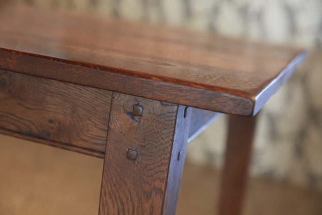 Mountain Valley French Provincial Table Detail 633x422