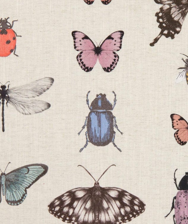 Clarke & Clarke Botanica Fabric Collection - Papilio
