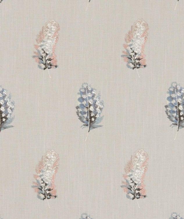 Clarke & Clarke Botanica Fabric Collection - Plumis