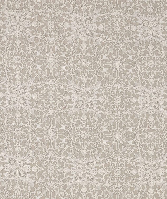 Morris & Co Fabric Collection Pure Net Ceiling Embroidery