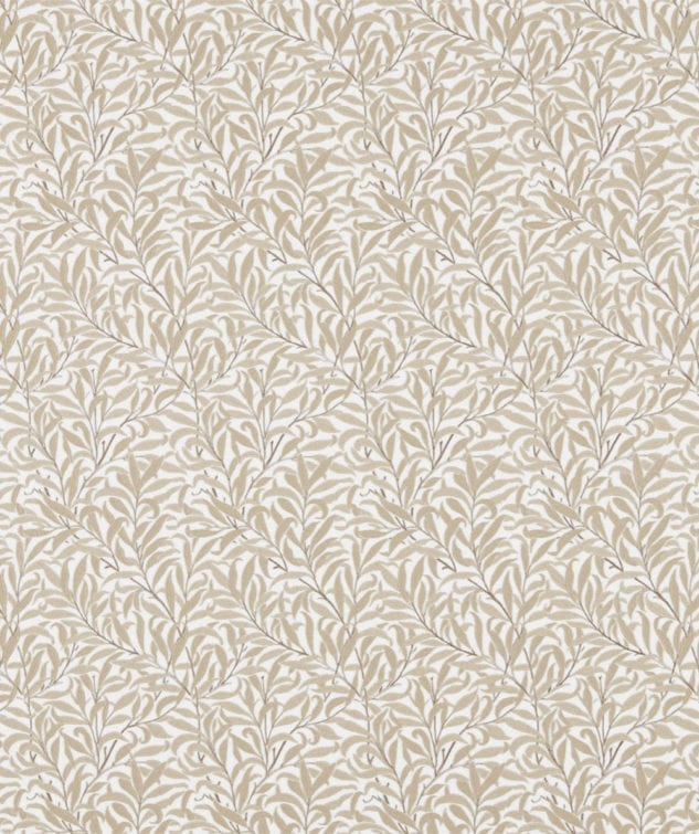 Morris & Co Fabric Collection Pure Willow Bough