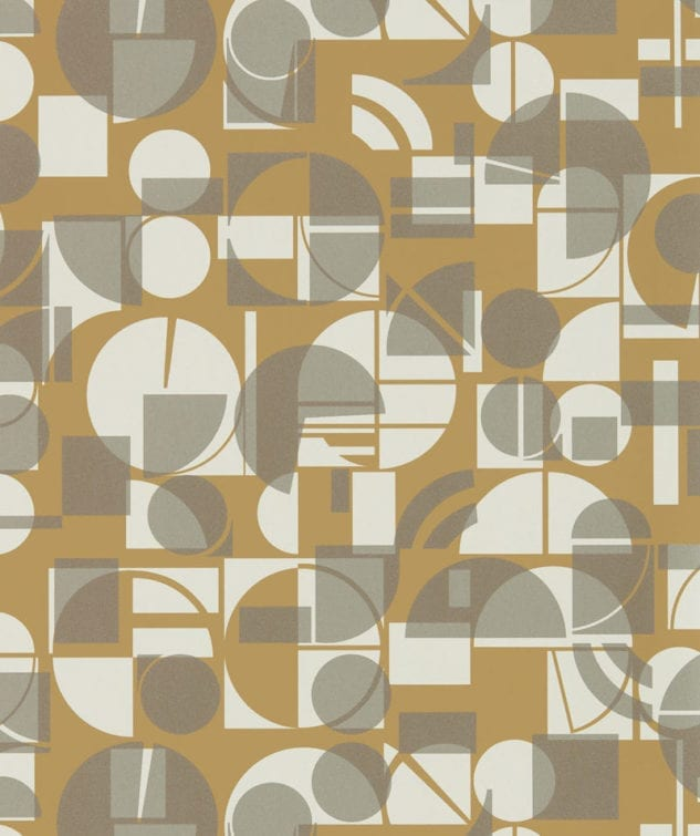 Malcolm Fabrics Harlequin Entity Wallpaper SEGMENTS