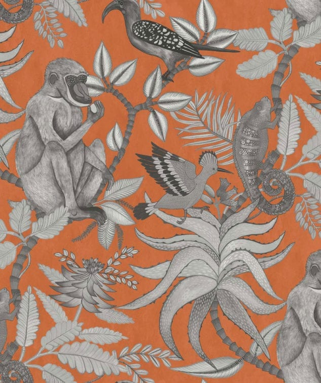 Cole & Son Ardmore Wallpaper Savuti