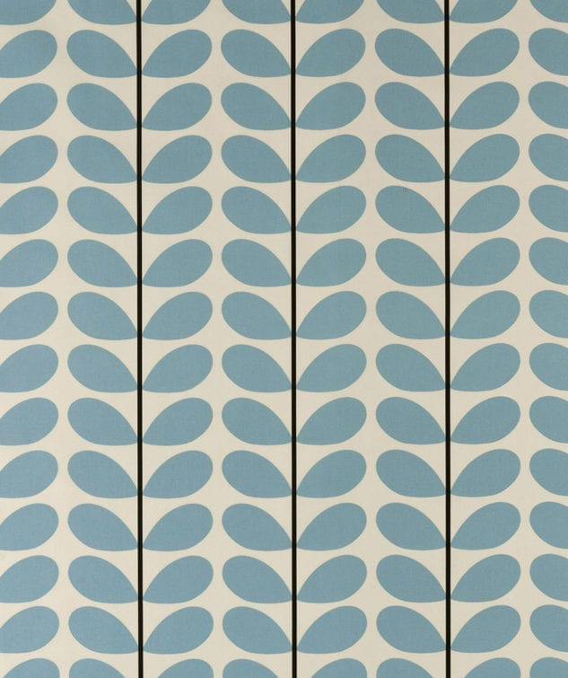 Sekers Orla Kiely Fabric Collection - Two Colour Stem