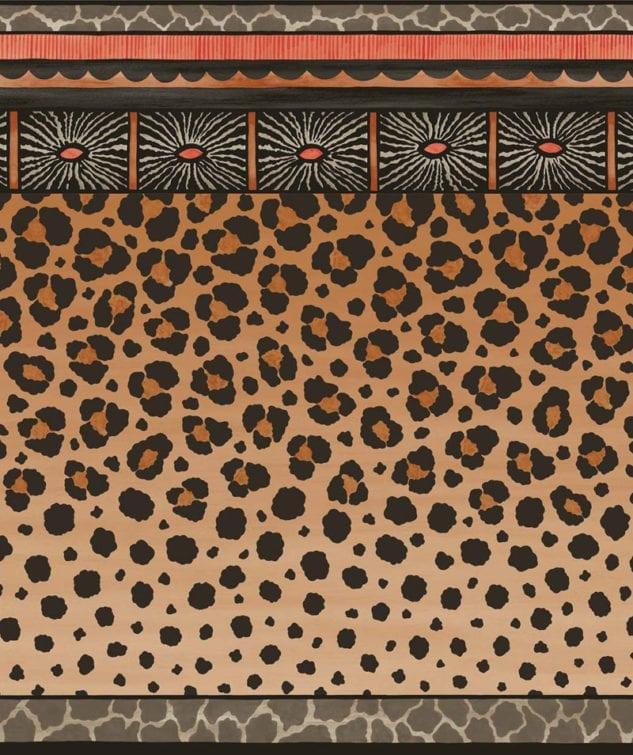 Cole & Son Ardmore Wallpaper Zulu-Border