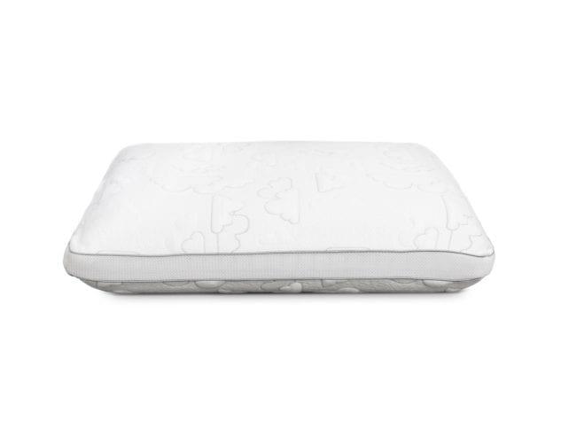 Sleepmaker Comfort Temp Fusion Gel Memory Foam Pillow Classic