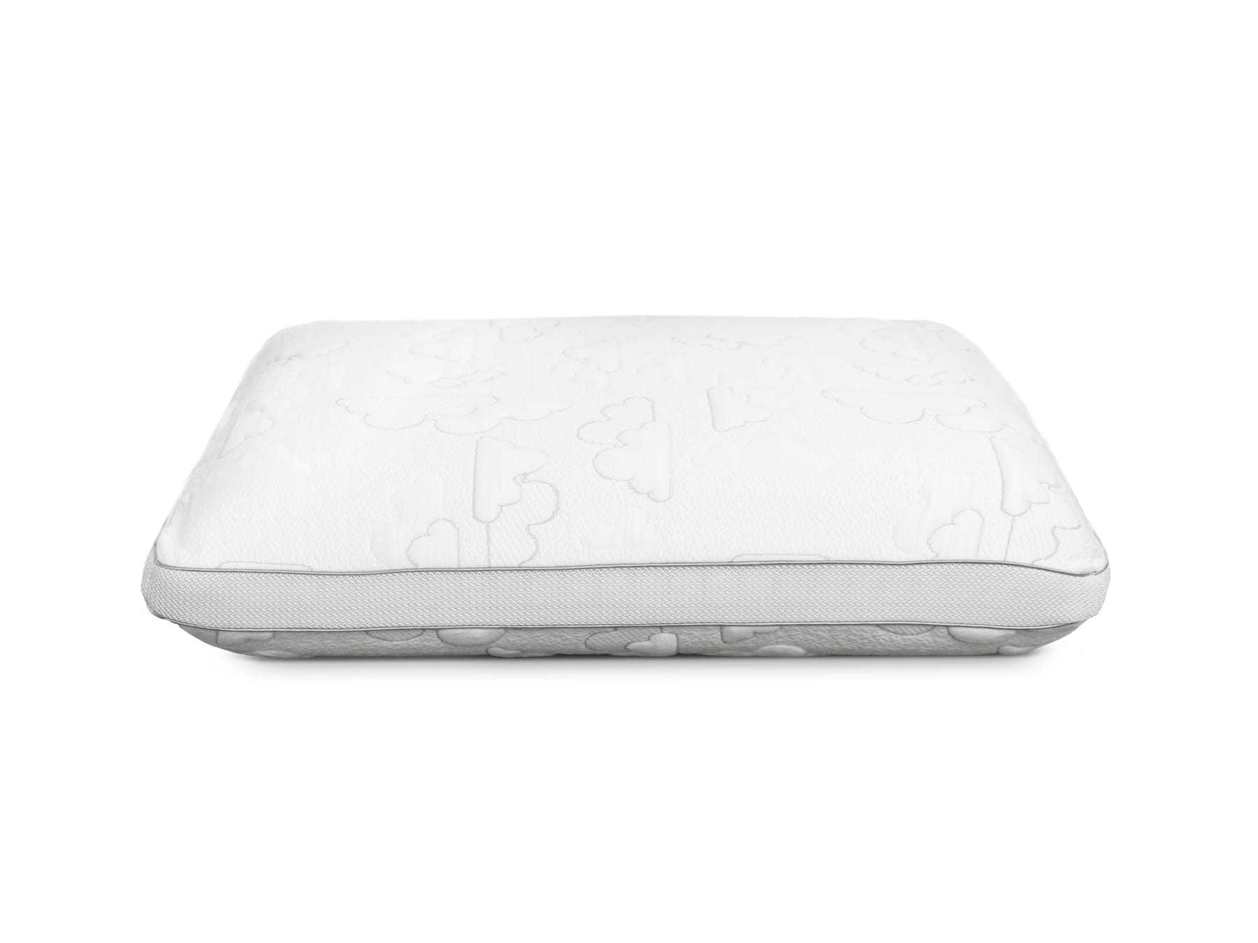 Sleepmaker Comfort Temp Fusion Gel Memory Foam Pillow Classic
