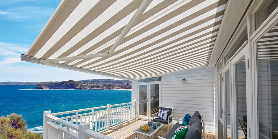 Why Choose A Luxaflex Awning Mckenzie Willis