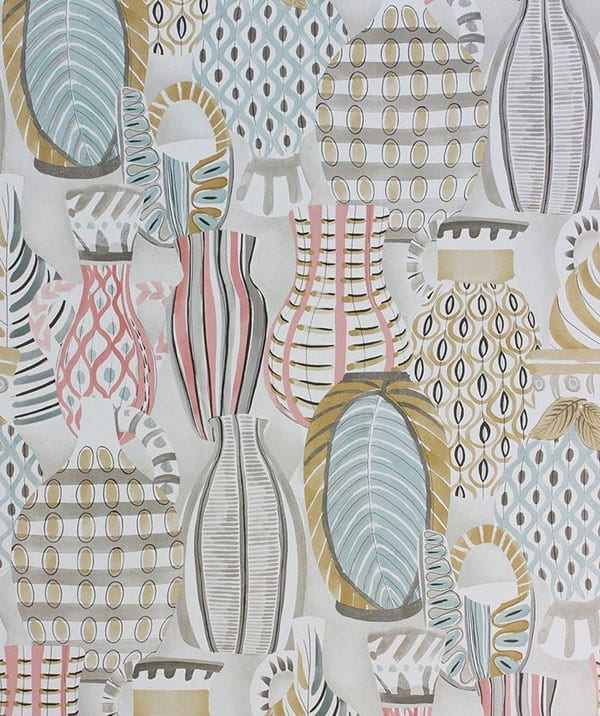 Osborne & Little Nina Campbell Wallpaper Collioure