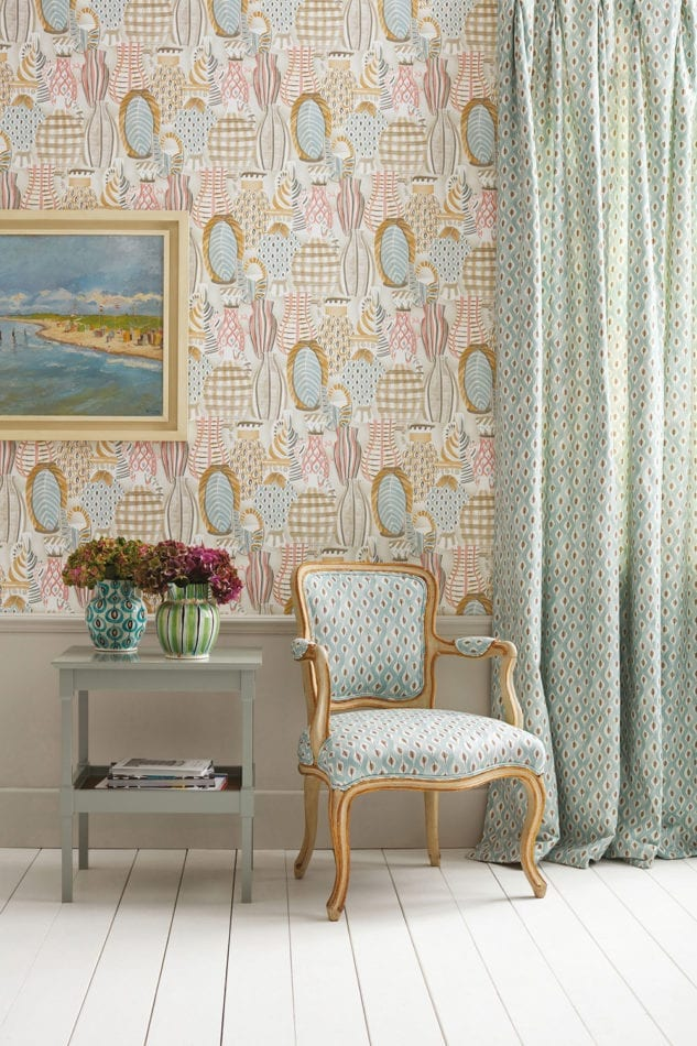 Nina-Campbell-Les-Reves-Beau-Rivage-Fabric-Collioure-Wallpaper