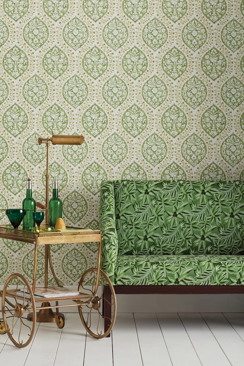 Osborne & Little Nina Campbell Wallpaper Collection
