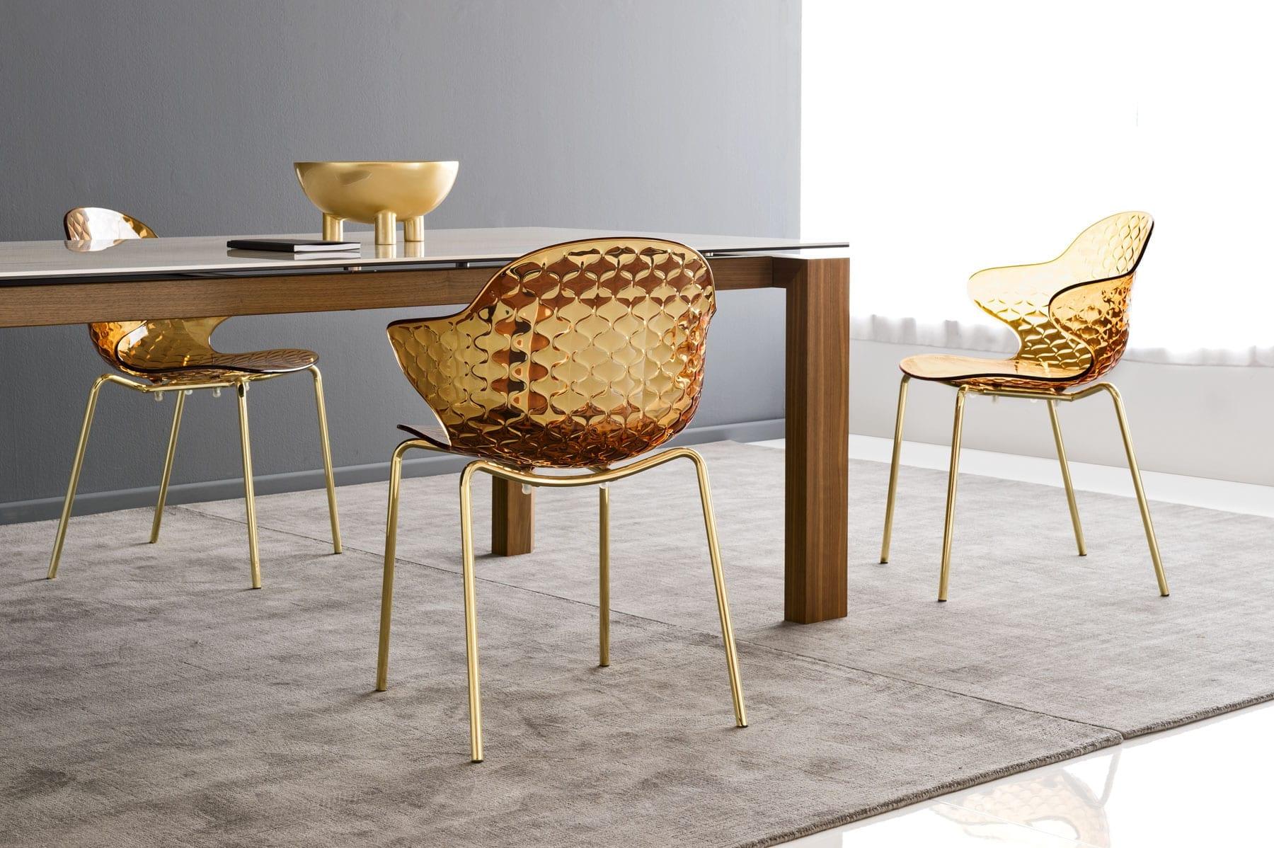 Calligaris saint tropez w dining chair mckenzie willis for Calligaris saint tropez