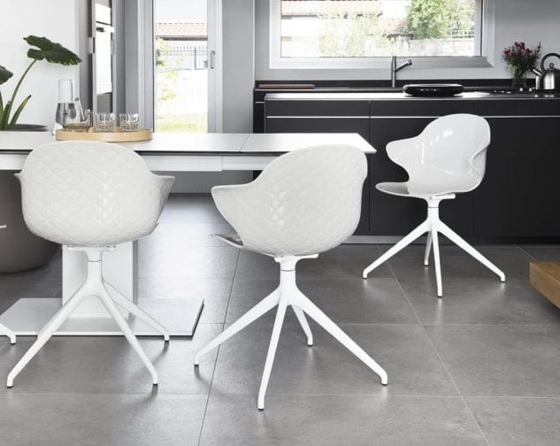 Calligaris Saint Tropez Dining Chair