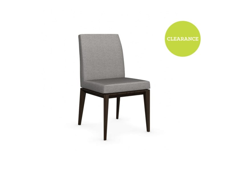 Calligaris Bess Low CS1463 Dining Chair In Denver Fabric Cord 220655