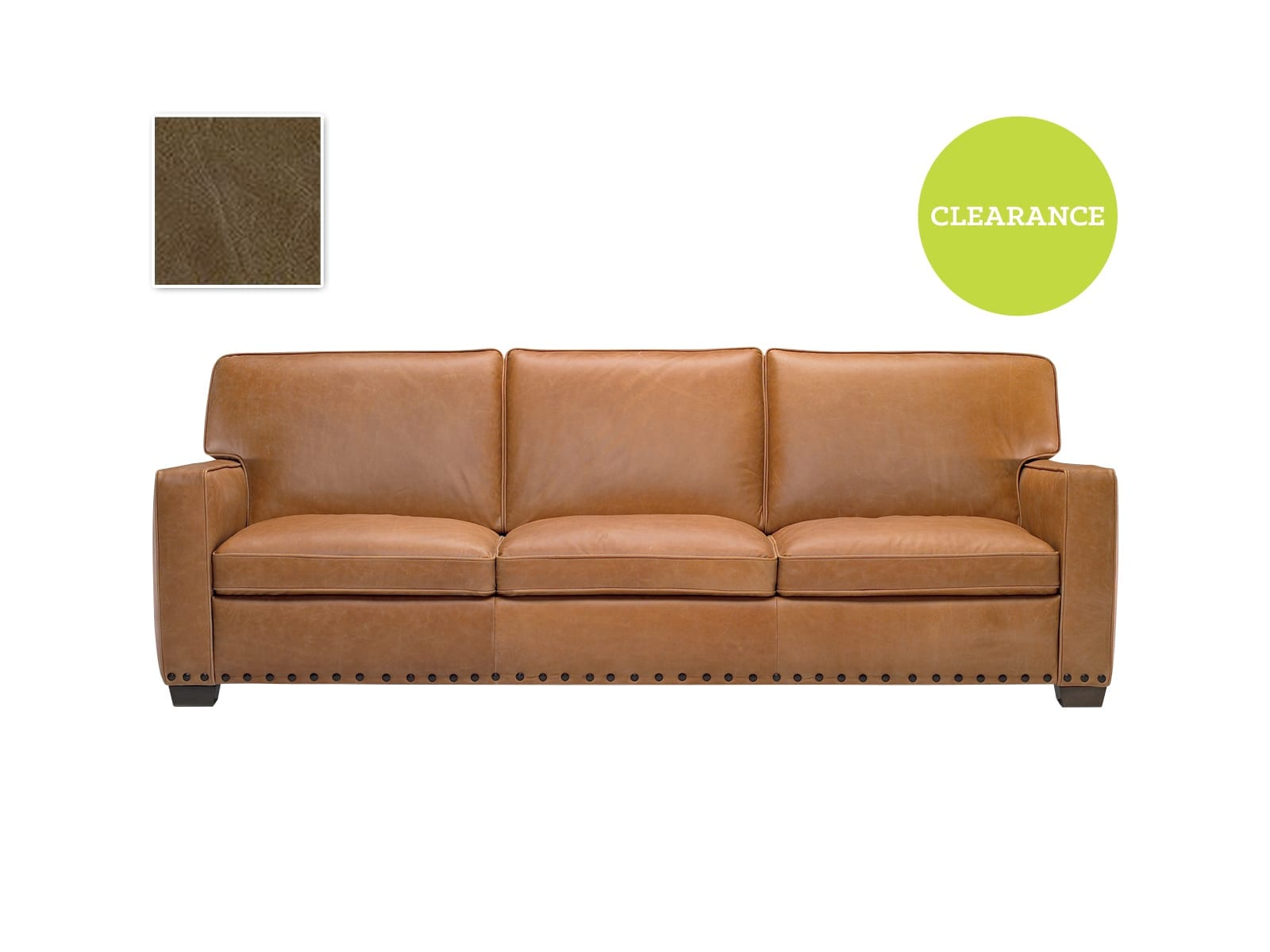 Editions B528 Velluto 064 Large Sofa 15ZB Leather 192373