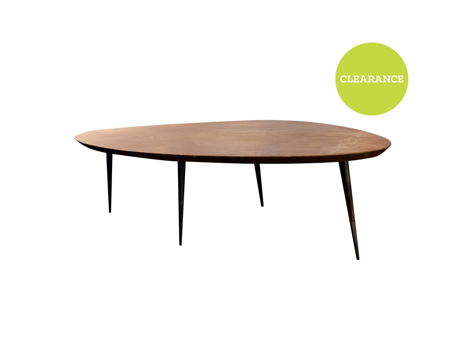 Ethnicraft Peebles Coffee Table in Standard