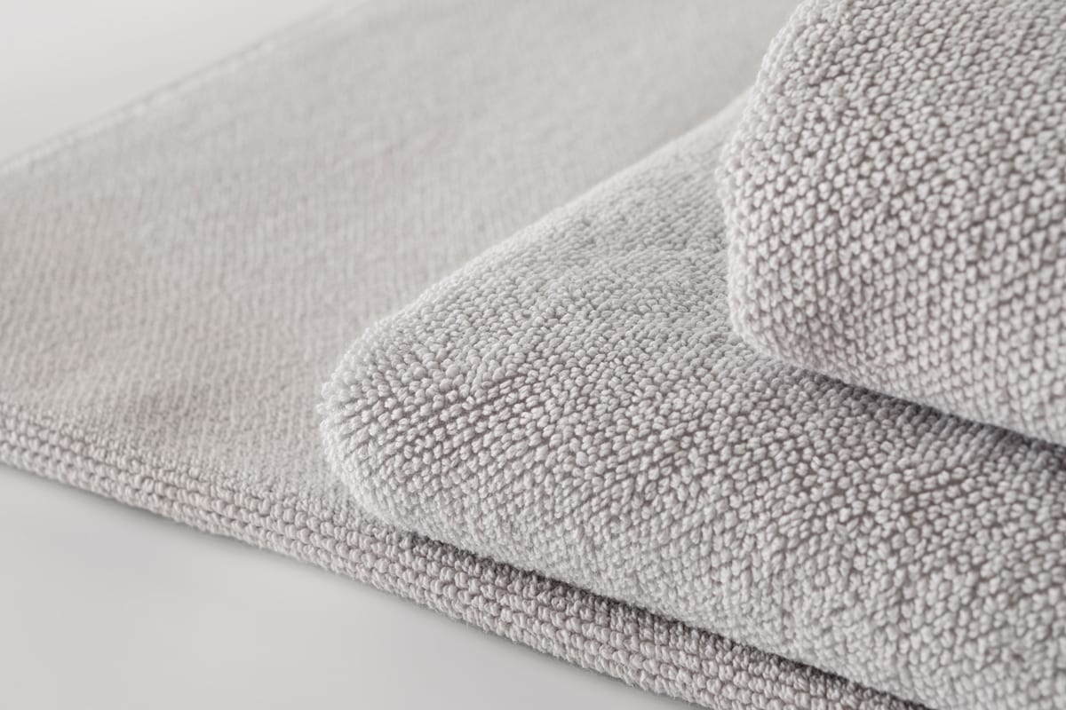 Sheridan Cotton Twist towels in Cool Grey available at McKenzie & Willis