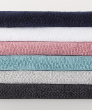 Sheridan Cotton Twist towels available at McKenzie & Willis