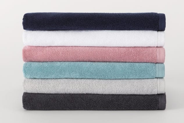 Sheridan Cotton Twist towels