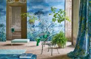 Designers Guild Giardino Segreto Fabric Collection available at McKenzie & Willis