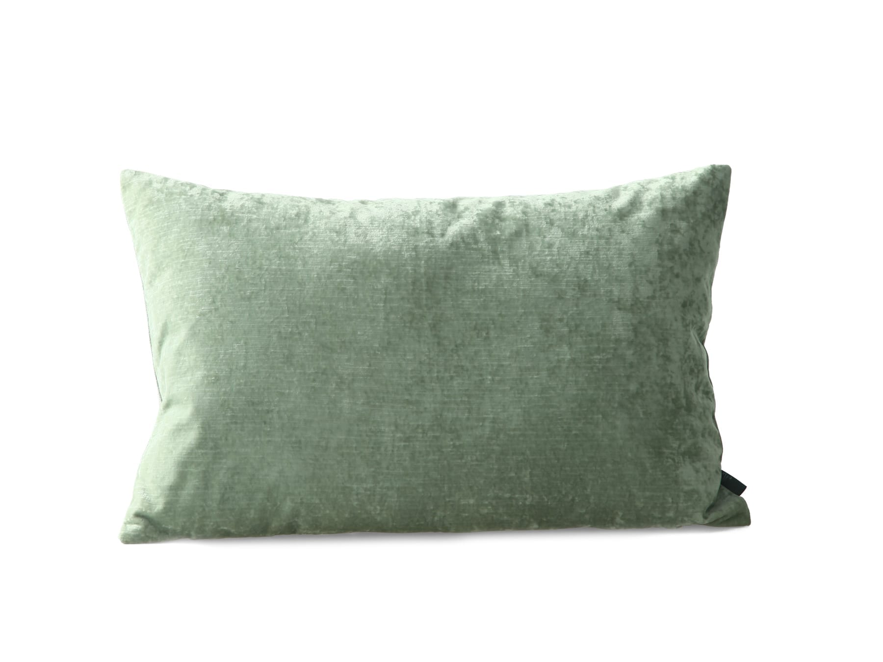 MM Linen Luxe Cushion in Seafoam available at McKenzie & Willis