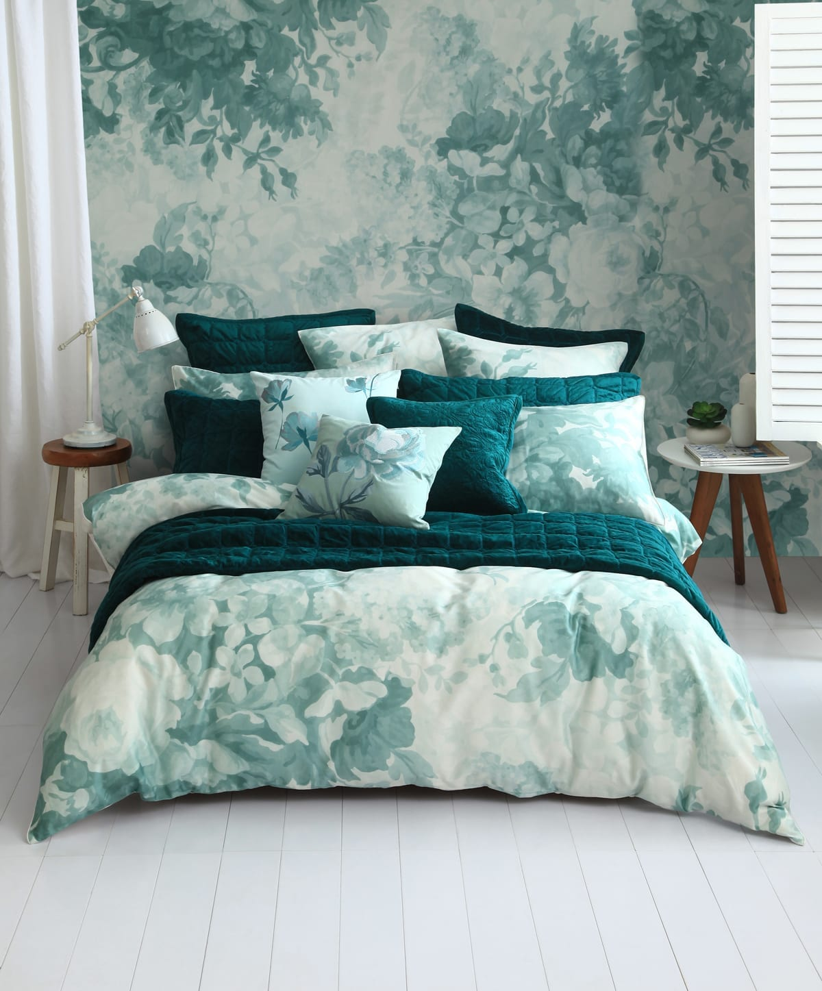 MM Linen Provence Duvet Set available at McKenzie & Willis