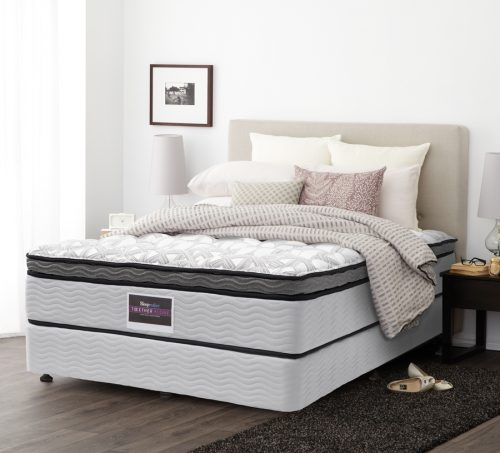 SleepMaker bed feature 500x453