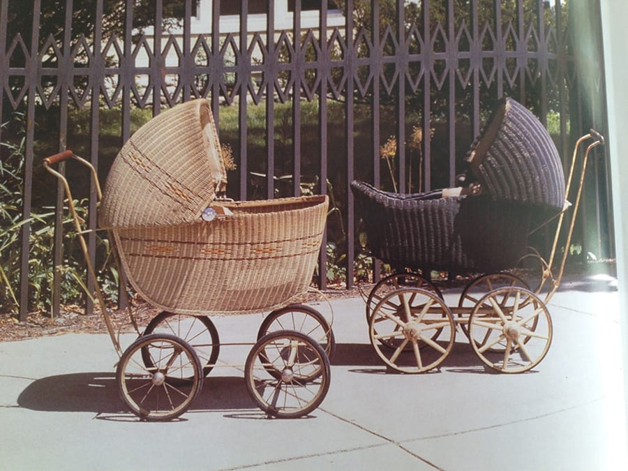 1919 baby carriages