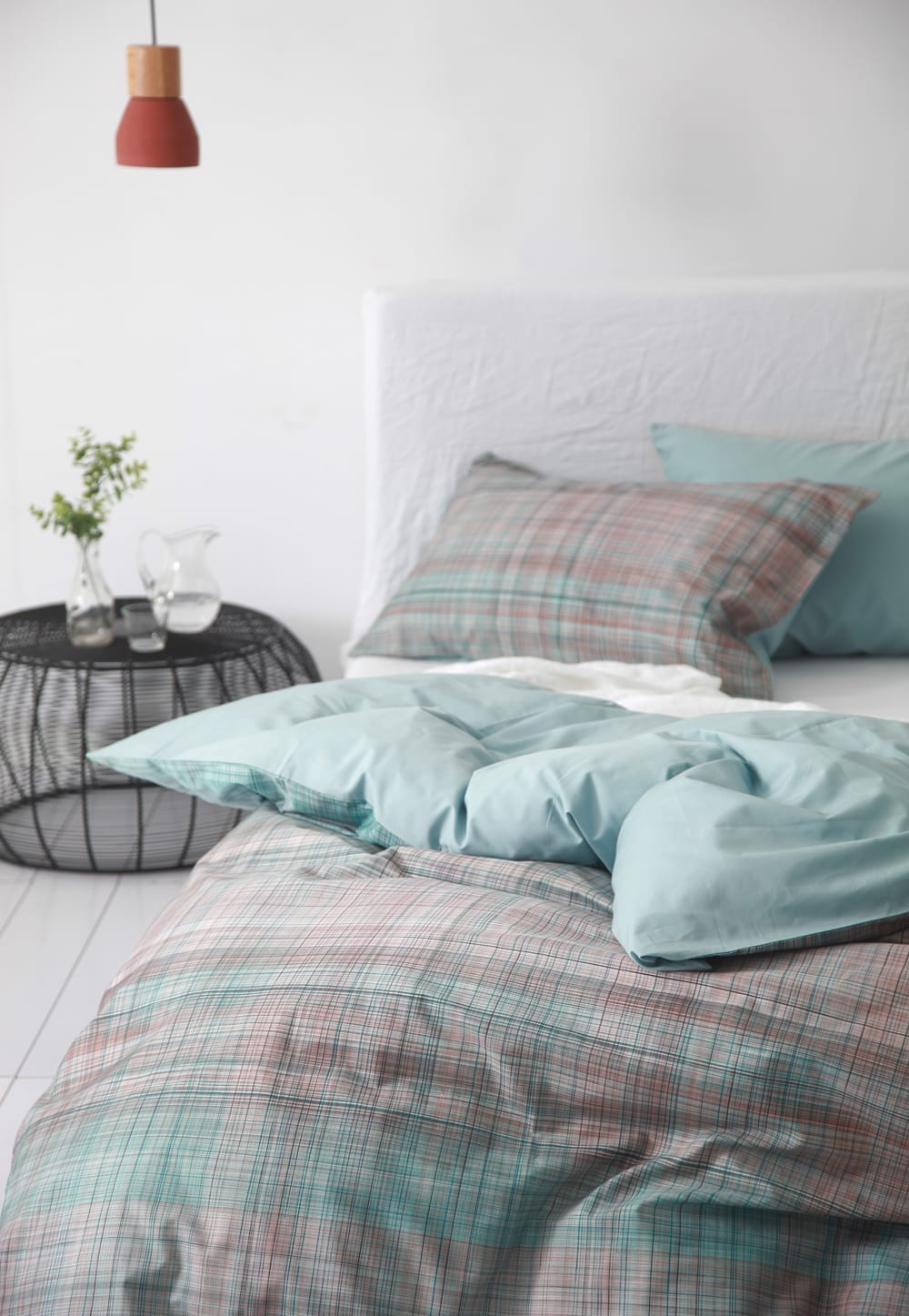 Cloth & Clay Bast Duvet Set