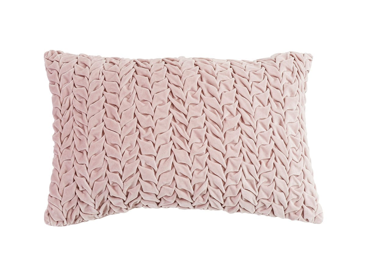 Bianca Lorenne Origami Cushion in Blossom