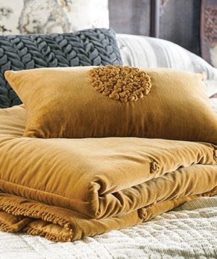 Bianca Lorenne Mirabel Comforter with Mirabel cushion