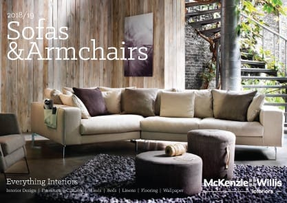 McW Sofas & Armchairs Collection Catalogue