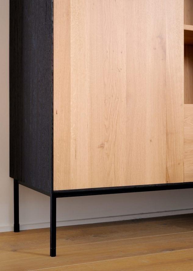 Ethnicraft Blackbird Storage Cabinet