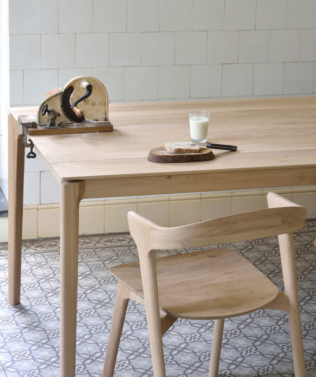 Ethnicraft Oak Bok Dining Table