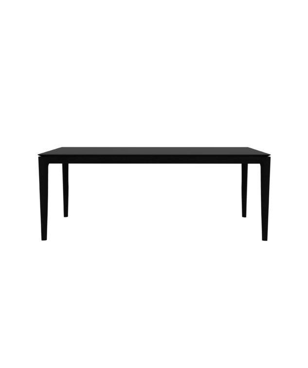 Ethnicraft Bok table Black