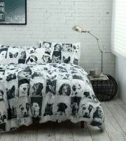 MM Linen Canine Duvet Set